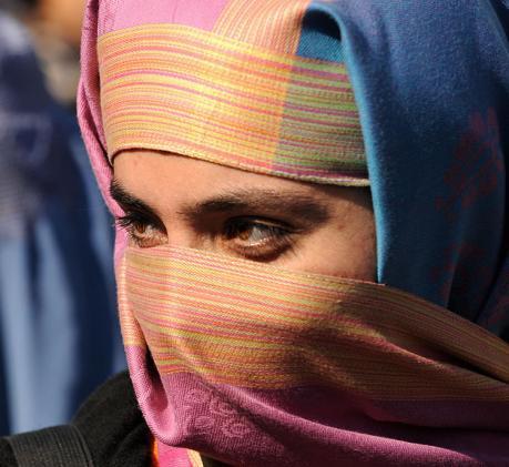 Afghan women2