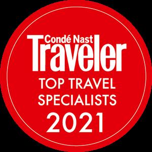 Conde Nast Traveler Top Travel Specialist